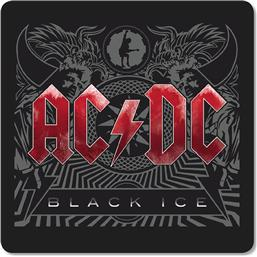 AC/DC: AC/DC Coaster Pack Black Ice 6-pack