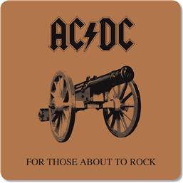 AC/DC: AC/DC Coaster Pack For Those About To Rock 6-pack