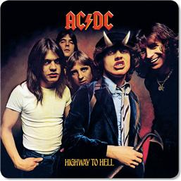 AC/DC: AC/DC Coaster Pack Highway To Hell 6-pack