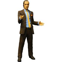 Breaking Bad: Breaking Bad Action Figure Saul Goodman Brown Suit Previews Exclusive 15 cm