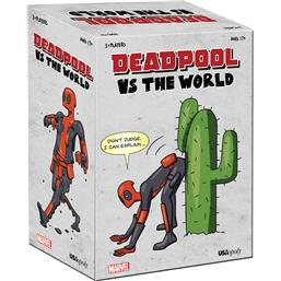 Deadpool Party Card Game Deadpool vs The World *English Version*