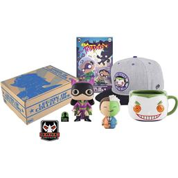 DC Legion of Collectors Box Batman Villains