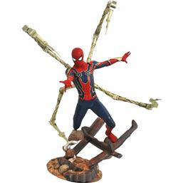 Avengers Infinity War Marvel Premier Collection Statue Iron Spider-Man 30 cm