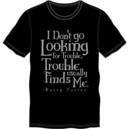 Harry Potter T-Shirt Trouble Finds Me