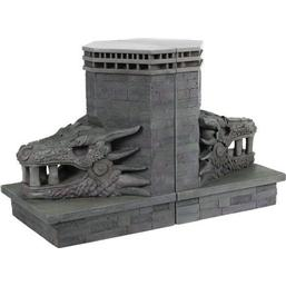 Game Of Thrones: Game of Thrones Bookends Dragonstone Gate Dragon 20 cm