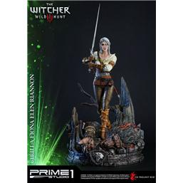 Witcher: Witcher 3 Wild Hunt Statue Ciri of Cintra 69 cm
