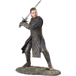 Game Of Thrones: Game of Thrones PVC Statue Jon Snow Battle of the Bastards 20 cm