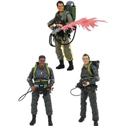 Ghostbusters 2 Select 3-Pack Action Figures 18 cm Series 8