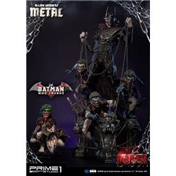 Dark Nights: Metal Statue 1/3 Batman Who Laughs Exclusive Version 86 cm