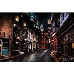 Harry Potter: Diagon Alley Plakat