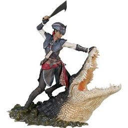 Assassin's Creed: Assassin's Creed Liberation PVC Statue Aveline de Grandpré 27 cm