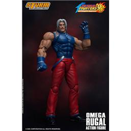 King of Fighters: King of Fighters '98: Ultimate Match Action Figure 1/12 Omega Rugal 17 cm