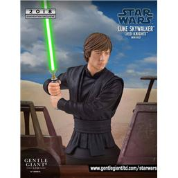 Star Wars: Star Wars Bust 1/6 Luke Skywalker (Jedi Knight) SDCC 2018 Exclusive 16 cm