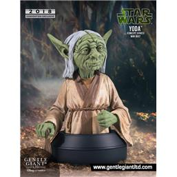 Star Wars: Star Wars Bust 1/6 Yoda Concept Series SDCC 2018 Exclusive 16 cm