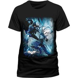 Batman The Dark Knight T-Shirt Bane VS Batman