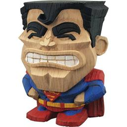 DC Comics: DC Comics Teekeez Vinyl Figure Series 1 Superman 8 cm