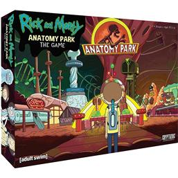 Rick and Morty: Rick and Morty Board Game The Anatomy Park *English Version*