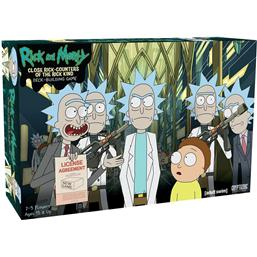 Rick and Morty: Rick and Morty Deck-Building Game Close Rick-Counters of the Rick Kind *English Version*