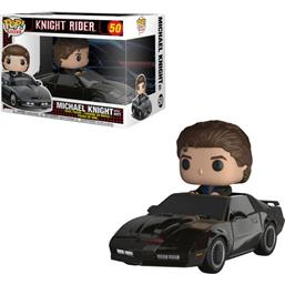 KITT & Michael Knight POP! Rides Vinyl Figur (#50)