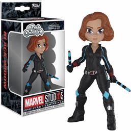 Black Widow Rock Candy Vinyl Figur