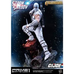 GI Joe: G.I. Joe Statue Storm Shadow Exclusive 63 cm