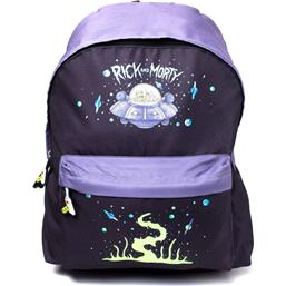 Rick and Morty: Rick and Morty Backpack The Space Cruiser