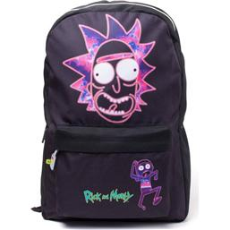Rick and Morty: Rick and Morty Backpack Ricks Face