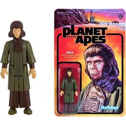 Planet of the Apes: Planet of the Apes ReAction Action Figure Zira 10 cm