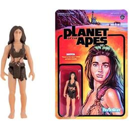 Planet of the Apes: Planet of the Apes ReAction Action Figure Nova 10 cm
