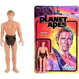 Planet of the Apes: Planet of the Apes ReAction Action Figure Taylor 10 cm