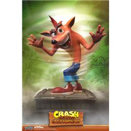 Crash Bandicoot Statue Crash 41 cm