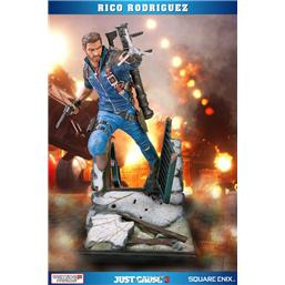 Just Cause: Just Cause 3 Statue 1/4 Rico Rodriguez 79 cm