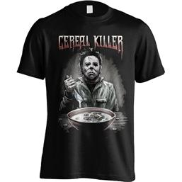 Halloween T-Shirt Cereal Killer