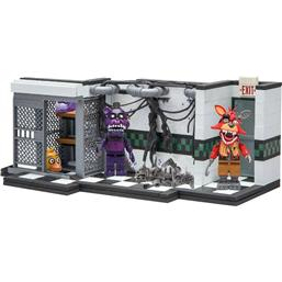 Five Nights at Freddy's: Five Nights at Freddy's Medium Construction Set Parts & Service