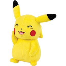 Pokémon: Pokemon Plush Figure Pikachu (smiling) 20 cm
