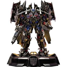 Transformers: Transformers Revenge of the Fallen Statue Jetpower Optimus Prime 93 cm