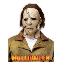 Halloween: Officiel Michael Myers deluxe maske