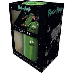 Rick and Morty Gift Box Pickle Rick