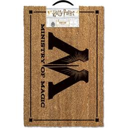 Harry Potter: Harry Potter Doormat Ministry of Magic 40 x 60 cm