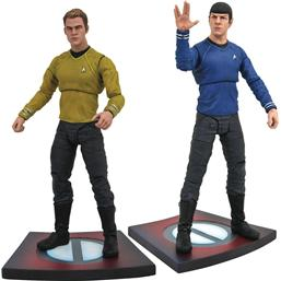 Star Trek: Kirk & Spock Star Trek Into Darkness Select Action Figures 18 cm Series 1