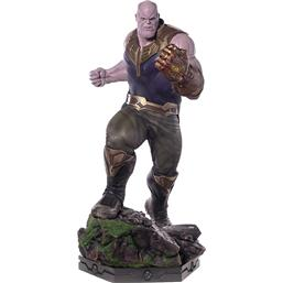 Avengers: Avengers Infinity War Legacy Replica Statue 1/4 Thanos 72 cm