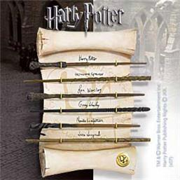 Harry Potter: Dumbledore's armé - Wand collection
