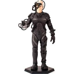 Star Trek: Star Trek TNG Mini Master Figure 1/12 Locutus of Borg Latinum Edition 15 cm