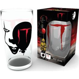 It: Pennywise Face Pint Glas