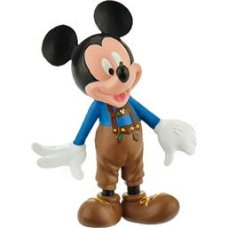 Mickey leather pants 7 cm