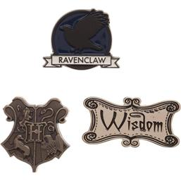Harry Potter: Ravenclaw Pin Sæt 3-Pak