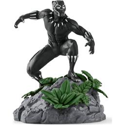 Black Panther: Black Panther Movie Figure Black Panther 10 cm