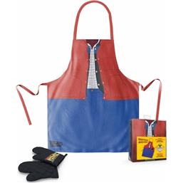 Back To The Future: Back to the Future cooking apron with glove Marty McFly