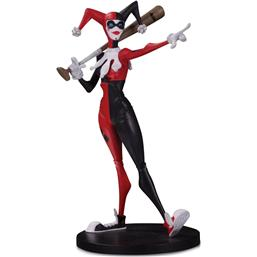 DC Comics: DC Artists Alley Statue Harley Quinn by Hainanu Nooligan Saulque 17 cm