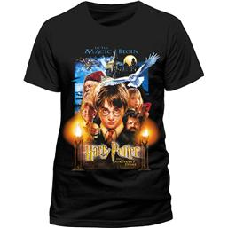 Harry Potter: Sorcerer's Stone Film Plakat T-Shirt